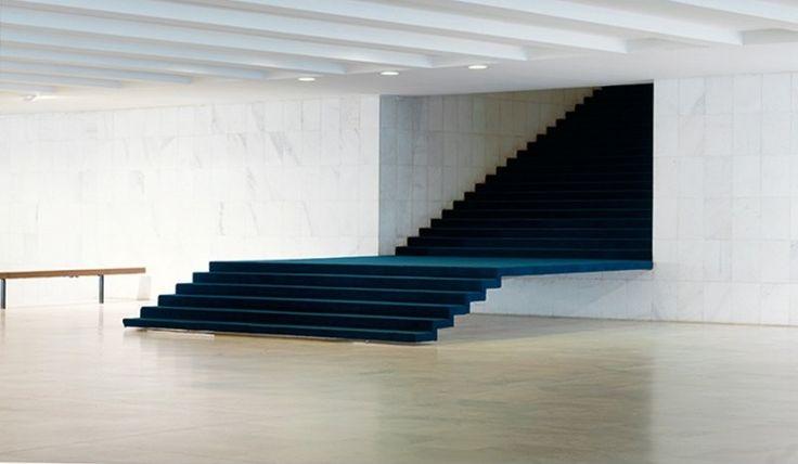 vuls:  Vincent Fournier - Brasilia - The Itamaraty Palace (2012)