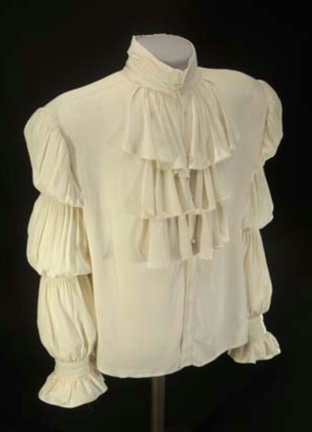 Seinfeld puffy shirt. #Fashion