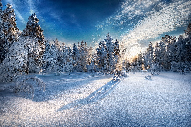 Winter Finland Suomi #travelscandinavia