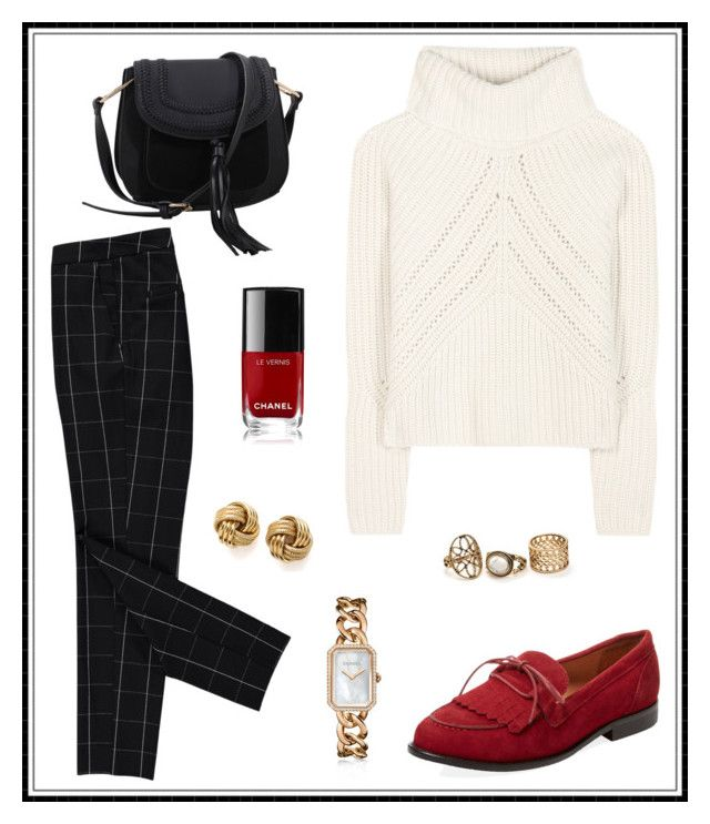 """""""#153"""" by e-elmedal on Polyvore featuring rag & bone, Alex + Alex, MKF Collection and Chanel"""