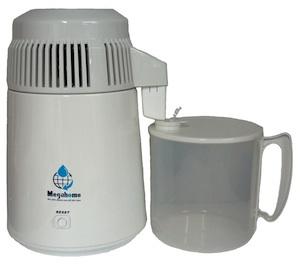 Pure water distiller discount countertop colloidal silver