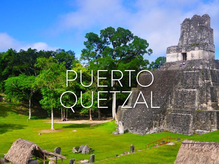 Puerto Quetzal  #PanamaCanal #Panama #Cruise #TravelIdeas #TravelInspiration #Cruising #Vacation #Travel