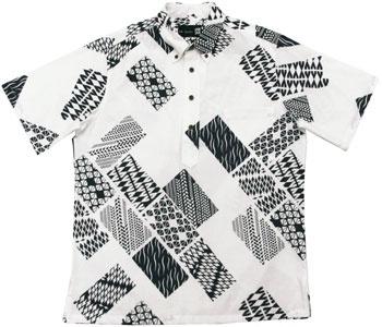 Awesome sig zane White u Pepper Kaulana N Pua Pullover Aloha Shirt