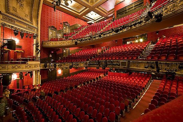 Royal Alex Theater, interior