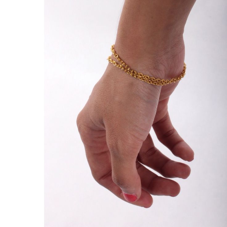 Simply Chain Bracelet!  Ladies accessories  Grab it fast before sold out ;)