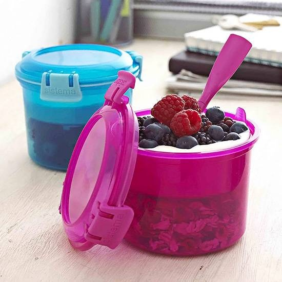 Have these, they're great for homemade yogurt/oats/fruit things to take to work.