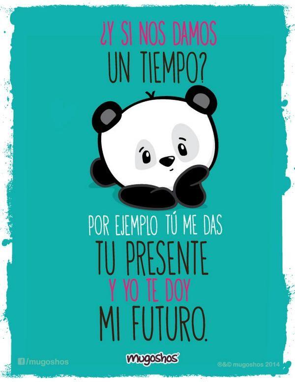 Mejores 17 Imagenes De Pandafraces En Pinterest Frases De Amor