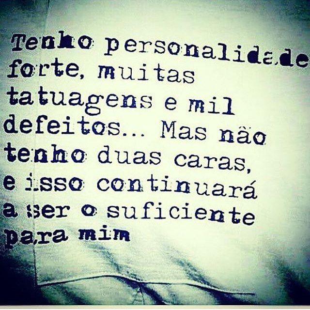 Me define! Roubei da minha amiga @jullysk #frases #autenticidade #verdade #autordesconhecido