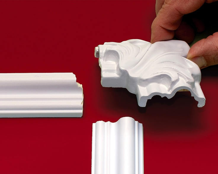 1000 images about moulding ideas on pinterest for Miterless crown moulding