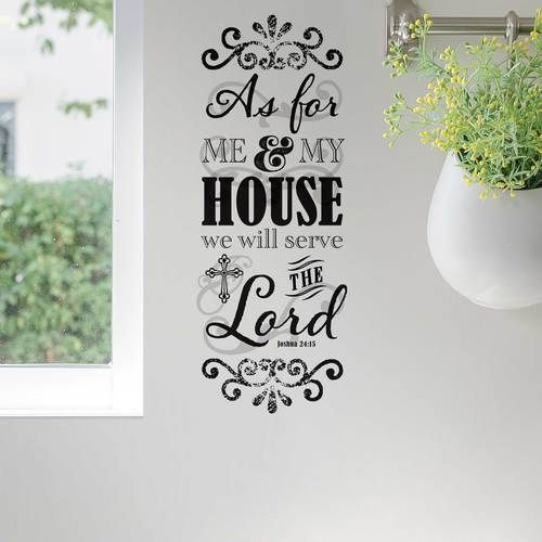 Main street wall creations religious wall art decals wall stickers wall