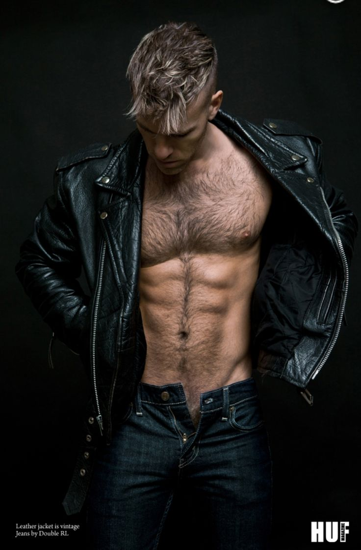from Hayden gay leather images