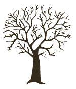 Organiser un mariage : diy mariage, tuto mariage, arbre à empreintes mariage