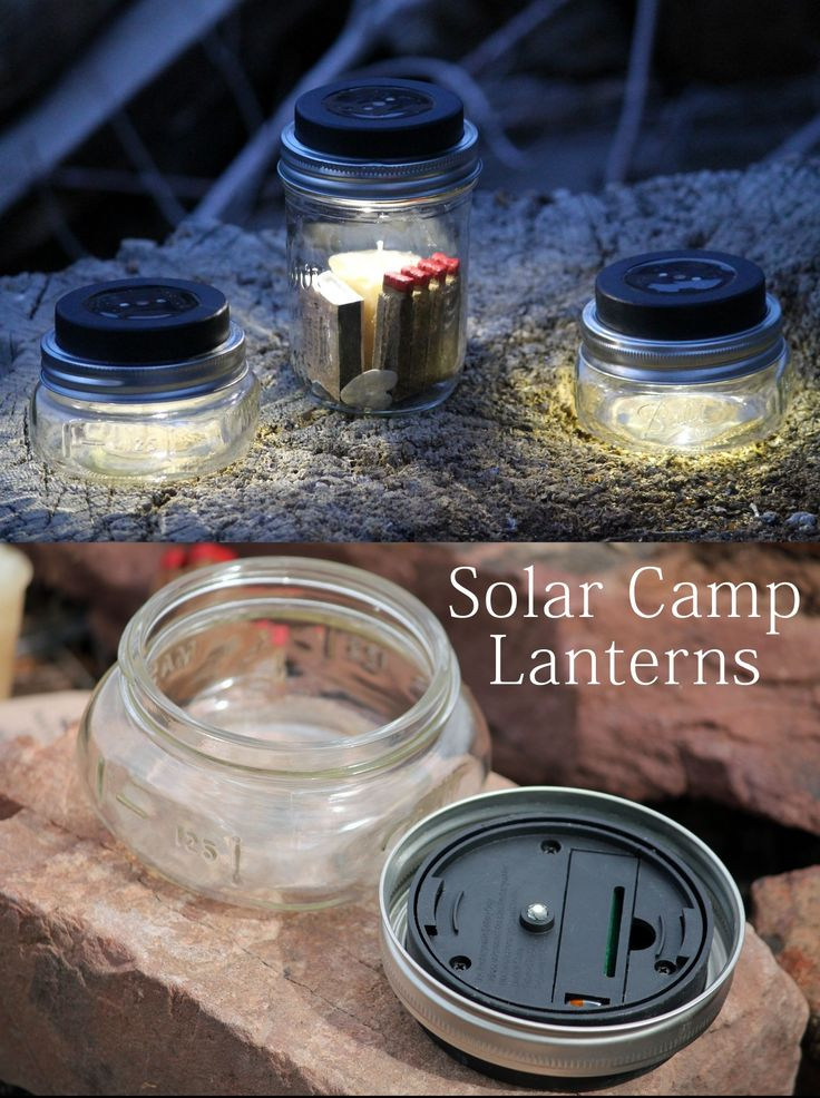 emergency preparedness lanterns... COOL! I've been wanting to use solar lights for emergency lighting, but didn't want to deal with the ground spike that it comes on. This is the perfect answer!