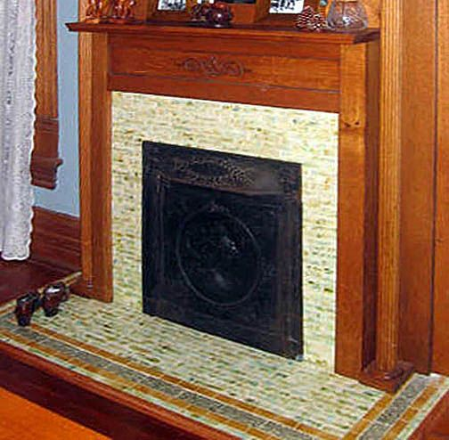 17 best ideas about victorian fireplace tiles on pinterest. Black Bedroom Furniture Sets. Home Design Ideas