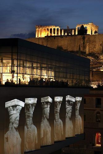 Acropolis museum...Athens