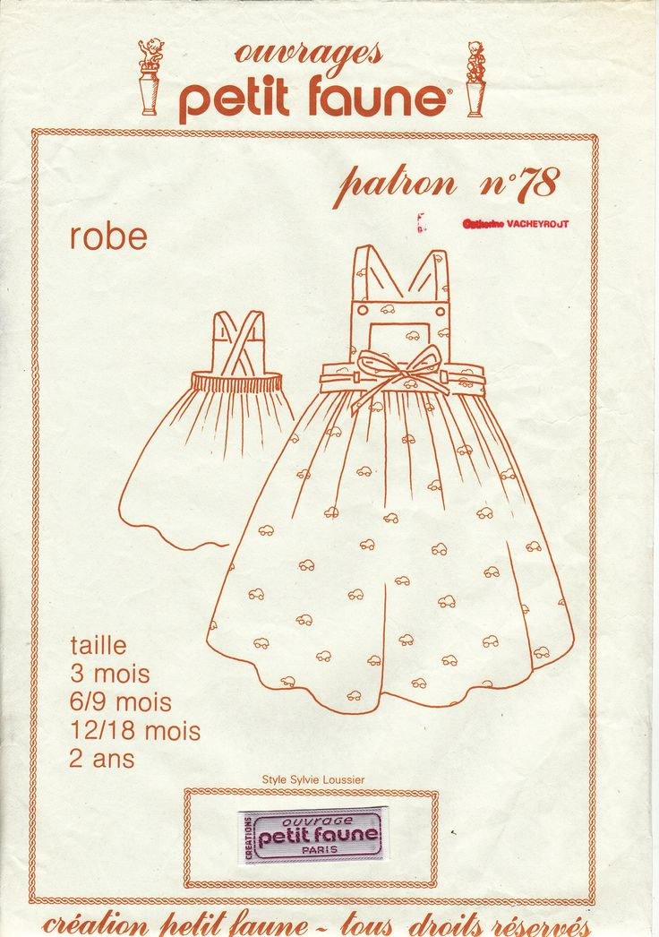 78 - robe (3moisà2ans)
