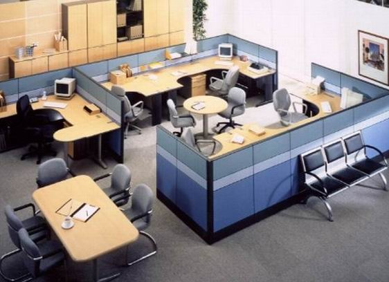 254 best workstation design images on pinterest studios for Corporate office layout design