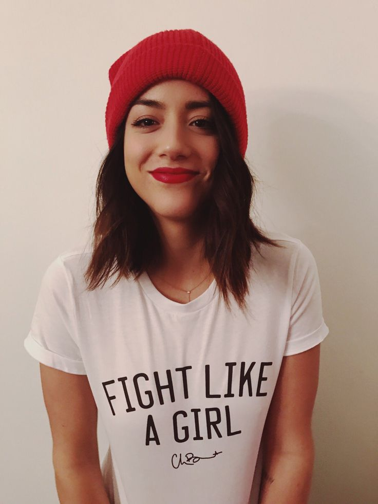 Chloe Bennet as Margot?
