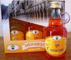 """Mouth-watering delicacies from the island of Corfu! The """"king"""" of Corfiot land is the exotic #kumquat, a product with protected designation of origin, which grows in the area of the Nymphs. This tiny, aromatic """"sweet orange"""" is a perfect ingredient for #spoon sweets, #marmalades, fruit glace or for the bitter sweet kumquat infused #liqueur, the traditional #drink of #Corfu and one of the visitors' most beloved #products! — in Corfu, Kerkira."""