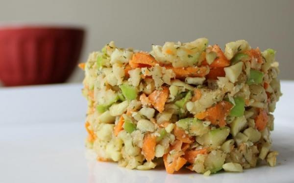 Raw cashew apple salad recipe | The Rawtarian