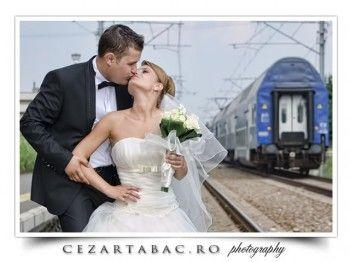 De pe la nuntile mele mai vechi. Fotograf nunta - Cezar Tabac