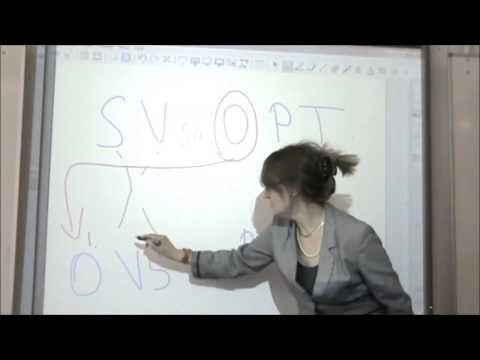 Ordföljd 1 videolektion - YouTube