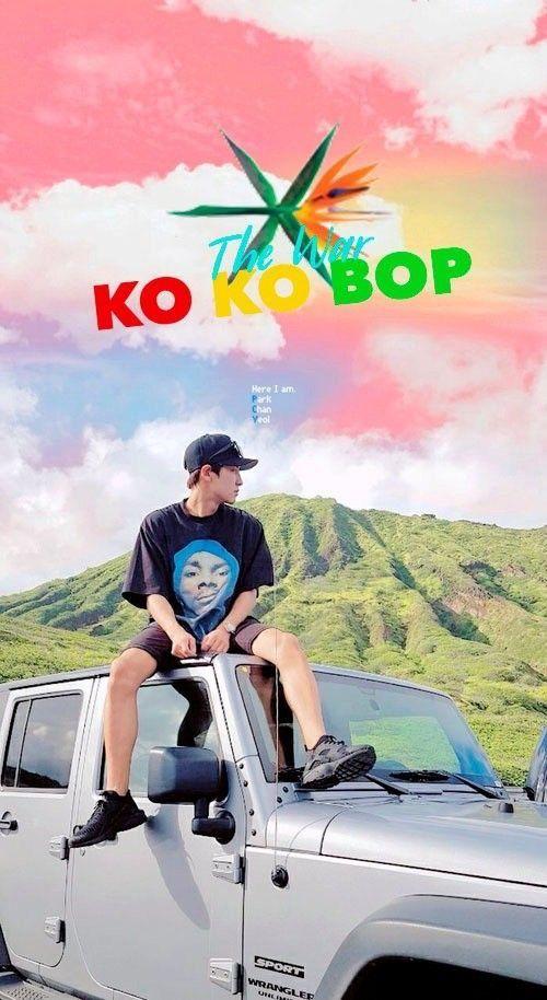 EXO || Ko Ko Bop || Chanyeol❤️♥️