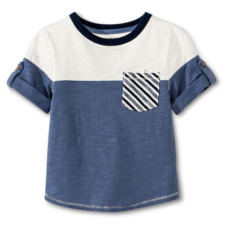 Toddler Boys' Tee Shirts - Verona Blue