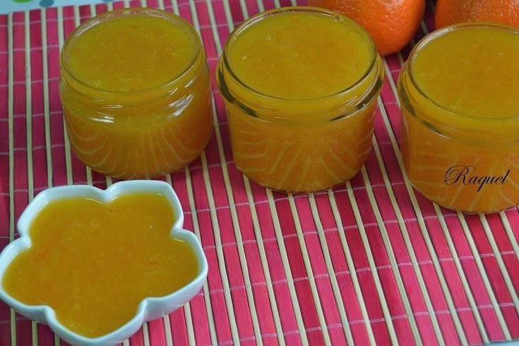 Aprovecha la temporada de mandarinas y prepara mermelada con ellas