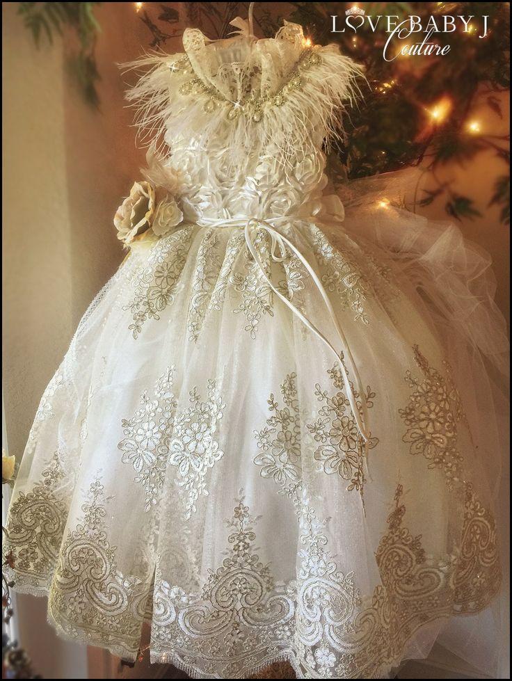 125 best Flower Girl Dress Spotlight images on Pinterest | Girls ...