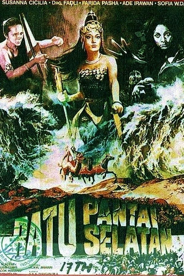 ratu pantai selatan 1980 director by ackyl anwari | Indonesian