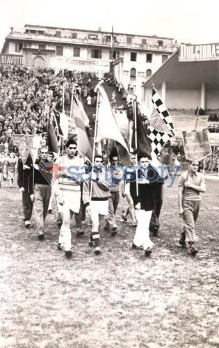 Sampdoria - Genoa 1950