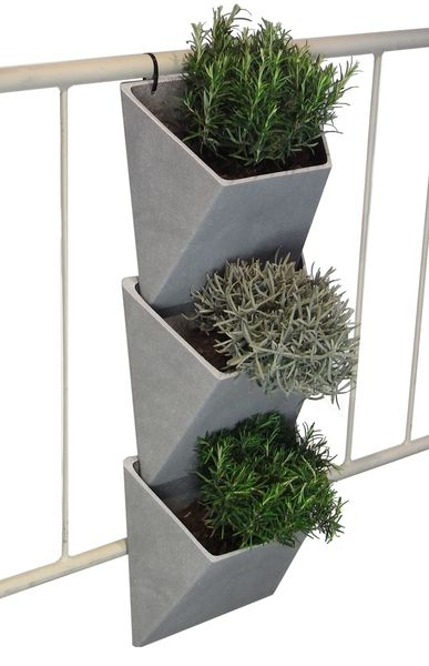 vertvert - urban design products for balcony and small space dwelling from Berlin