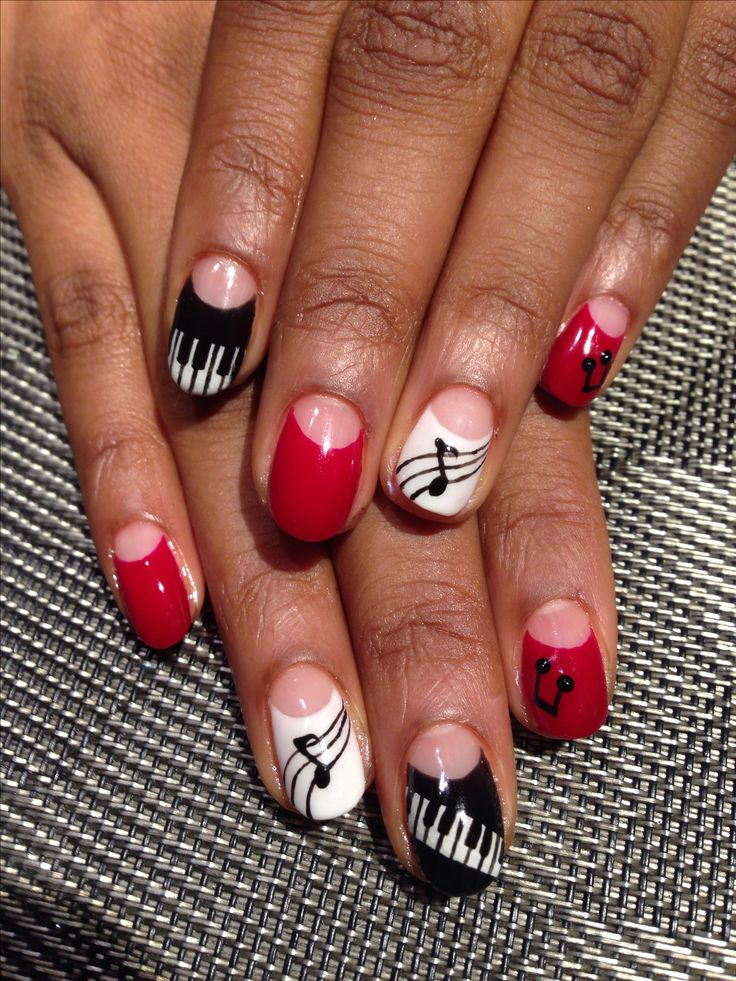 25+ Best Ideas About Latest Nail Designs On Pinterest