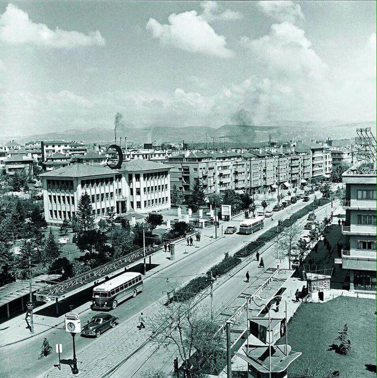 Kızılay 1950