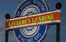 St. Louis Lacledes Landing