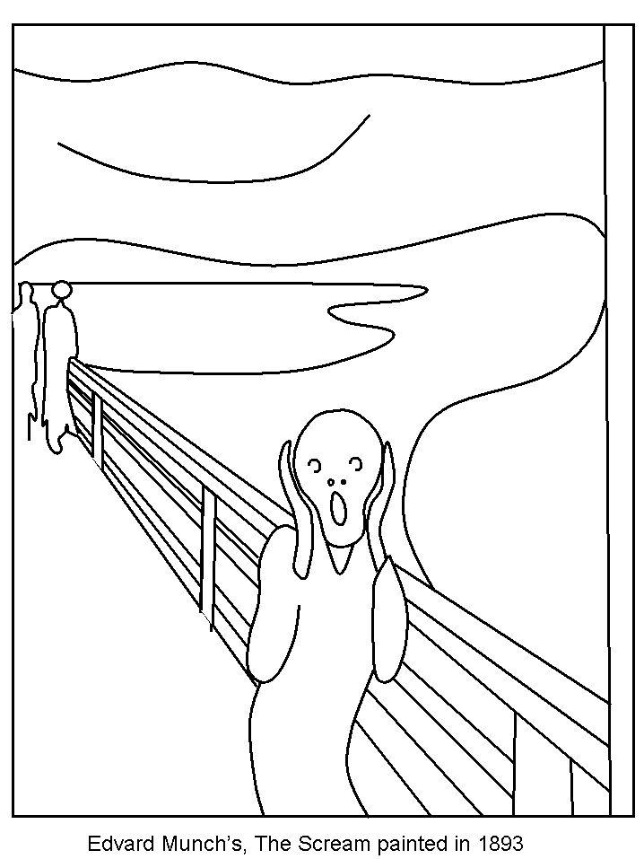 54 best Artist Edvard Munch