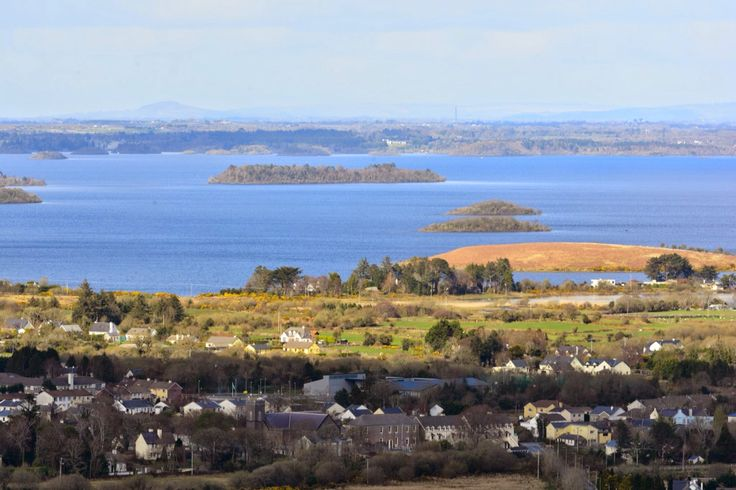 Oughterard lough corrib co galway