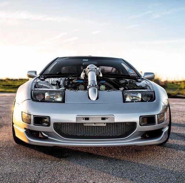 #Nissan #300zx