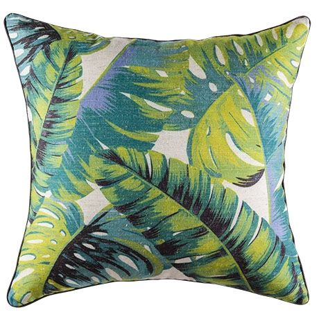 Lolana Cushion 55x55cm | Freedom Furniture and Homewares $34.95