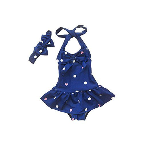 Surker Kids Swimsuit Beachwear bikinis for Toddler Children Baby Girls *** Details can be found by clicking on the image.