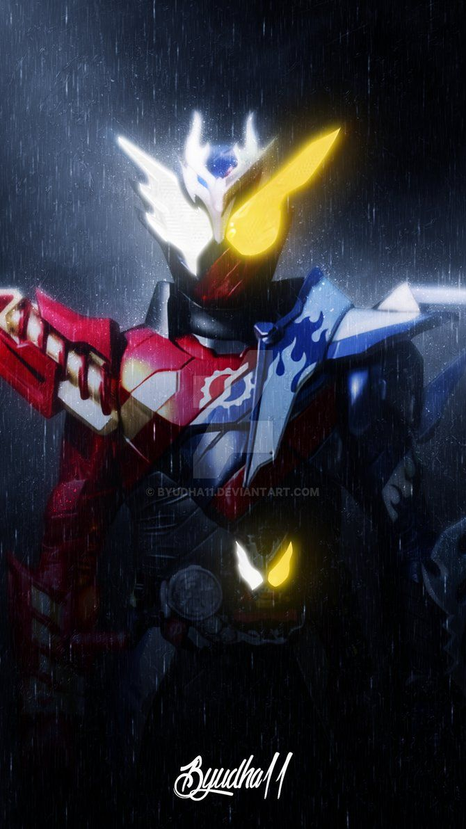 Kamen Rider Build Hazard Wallpaper Hd Wallpaper Tokusatsu