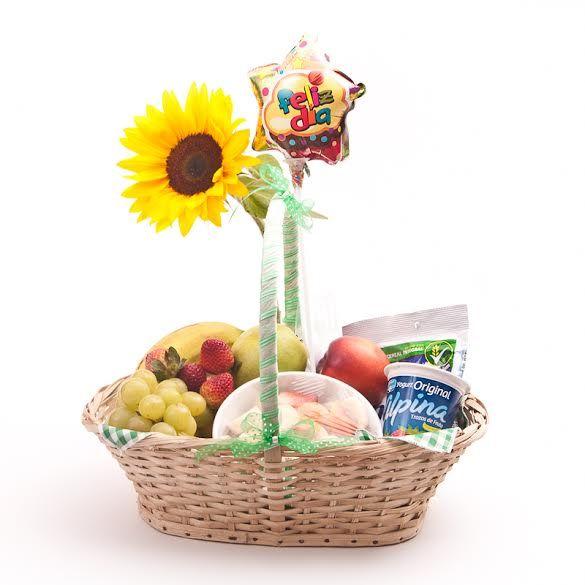 Desayuno Sorpresa Tropical!rico y saludable! #desayunossorpresa #regalossorpresa http://desayunossorpresa.co/home/16-desayuno-sorpresa-amor-tropical-medellin.html