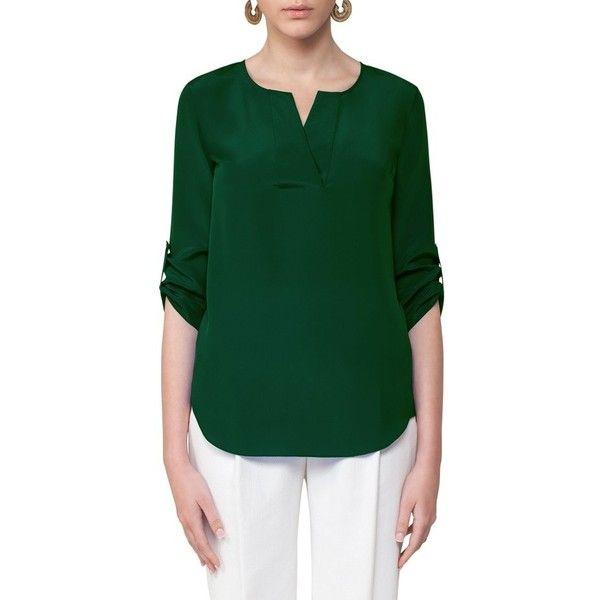 Pinterest Woman Emerald: Best 25+ Emerald Green Top Ideas On Pinterest