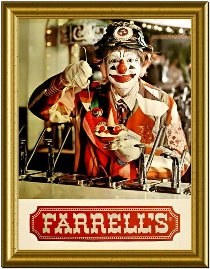 Farrell's Ice Cream Parlor - JP Patches Seattle, Washington