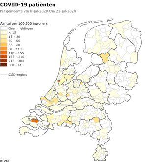 Corona In Niederlande