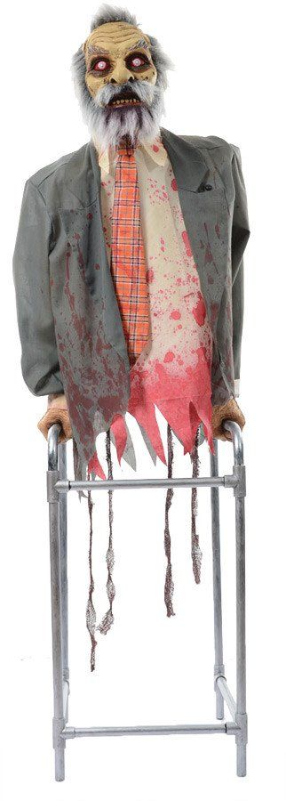 Limbless Zombie - Animated Halloween Prop                                                                                                                                                     More