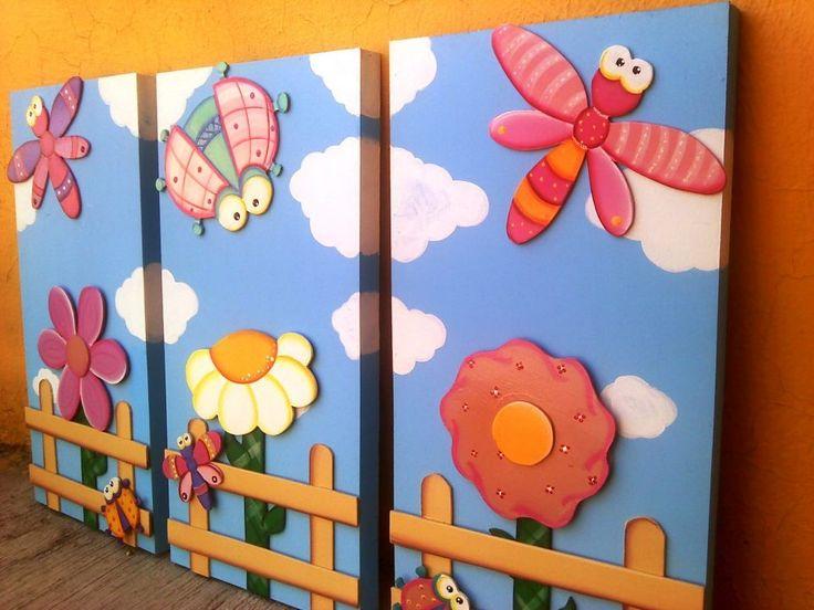 Resultado de imagen para cuartos para niña bebe
