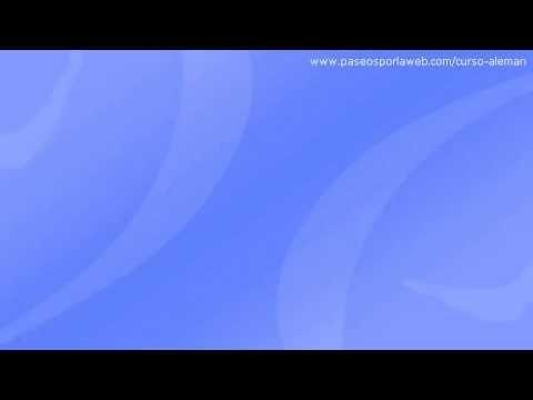 (mi.11-02-15).Curso Aleman 06   Wie geht es Ihnen