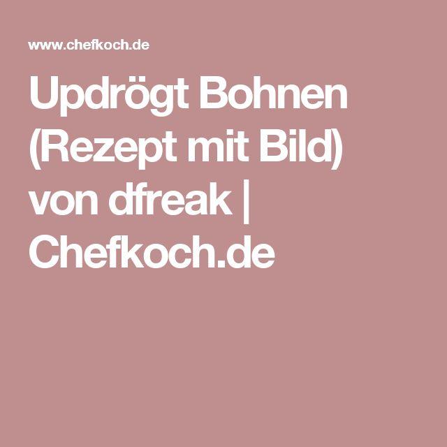 Updrögt Bohnen (Rezept mit Bild) von dfreak | Chefkoch.de